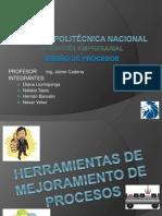 Mejoramiento de Procesos Herramientas (1)