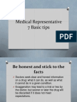 medical representative tips Phipps 01