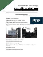 Tsi Ultimo Informe de Avance de Obra i Etapa