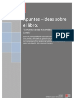 Apuntes e Ideas Del Libro
