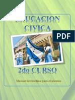 Educacion civica 2do Curso honduras santillana