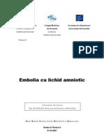 GHID 21 Embolia Cu Lichid Amniotic