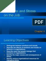 emotion & Stress on the Job