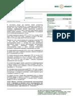 BCC Invest Equity - KazTransOil - 2013-11