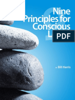 Nine Principles of conscious living
