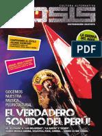 Revista Dosis 01