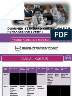 DSKP TMK v 3
