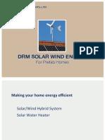 DRM Solar Wind Energy