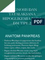 50332443 Diagnosa Dan Tatalaksana Hipoglikemi Tipe 2 Edited