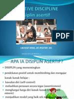 Pra 3107 Canters Assertive Discipline (Power p)