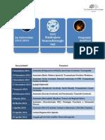 Programa Analitica - CNS Iasi 2013-2014