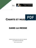 Chants Et Musique Li Net