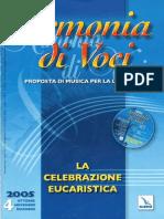 Armonia Di Voci 4 2005