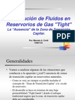 Zona Transic Gas Tight