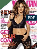 Cosmopolitan Uk November 2013