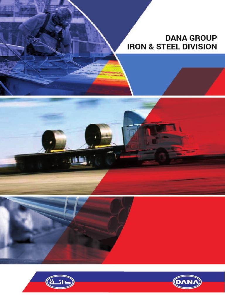 Dana Steel - UAE-INDIA-QATAR-SAUDI-ARABIA-OMAN-BAHRAIN Steel Coils