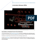 Electrical-Engineering-portal.com-Generalities and Discrimination Between RCDs
