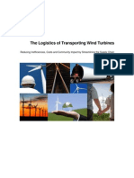 Transporting Wind Turbines White Paper En