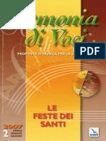 Armonia Di Voci 2 2007