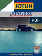 Jotafloor Traffic Deck System Brochure