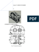 Gear Box Design