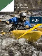 Risk Advisory for Financial Institutions