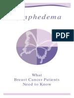 Lymphedema Booklet