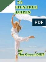 FREE e-book:22  Gluten - Free Recipes
