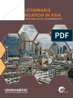 97524269 Sustainable Urbanization in Asia