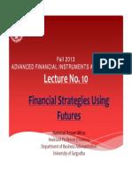 Lecture No 10 Slides