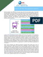 Mobility drives logistics & fleet management industry