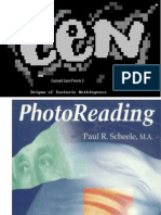 Paul Scheele - PhotoReading