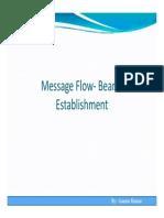 Message Flow- Bearer Establishment(LTE) [Compatibility Mode]