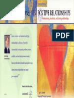 Paul Scheele  - Positive Relationships