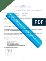 Boletín-Álgebra