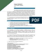 IFC's Performance Standard 2