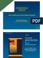 29.1 - Purser Fire Toxicity LeedsF&EApr10