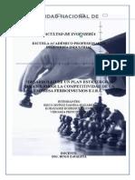INFORME-PLAN ESTRAT+ëGICO-FERROINSUMOS E.I.R.L.