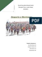 Desporto e Movimento