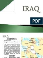 Iraq architecture