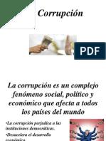 L a Corrupción