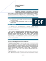 IFC's Performance Standard 8
