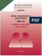 Men and Women in Croatia 2010