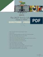 PISA Q&A Brochure