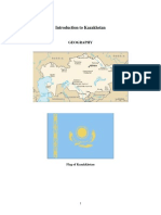 03 Kazakh Familiarization Course