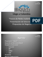 presentacion Ubiquiti