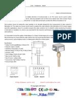 GE-360 Water in Oil Switch Detector  Oil Moisture Transmitter