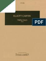 Carter Triple Duo
