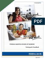 Participant Handbook Final.pdf federal bank