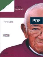 Amérida Latina. Población y Desarrollo [Miró]